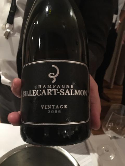billecart-salmon vintage 2006