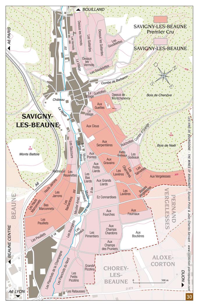 savigny-les-beaune-aoc