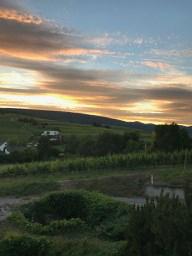 sunset rouffach
